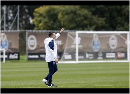 José Peseiro mostrou-se otimista quando chegou ao Dragão Fonte: FC Porto