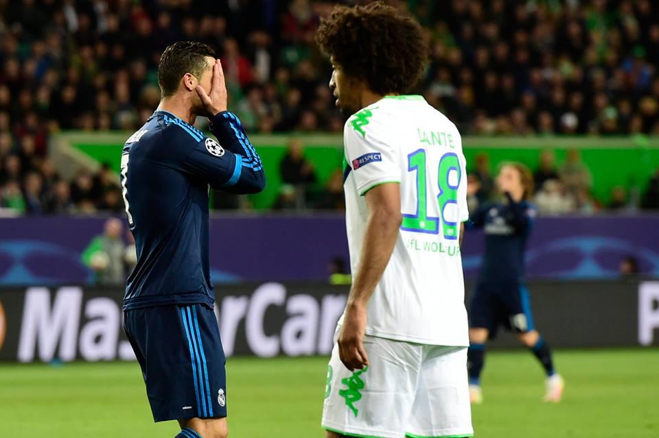 Ronaldo não teve uma noite inspirada Fonte: UEFA Champions League