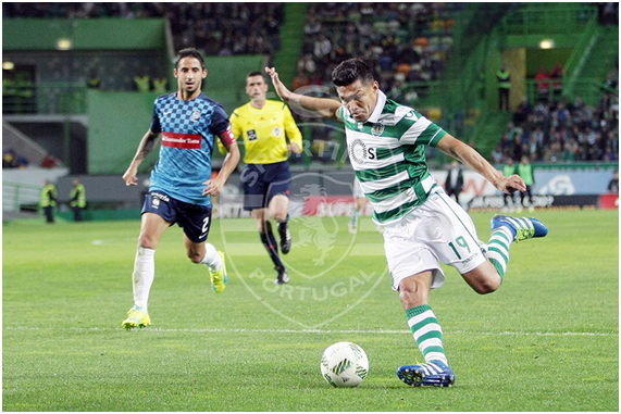 Teo Sporting CP