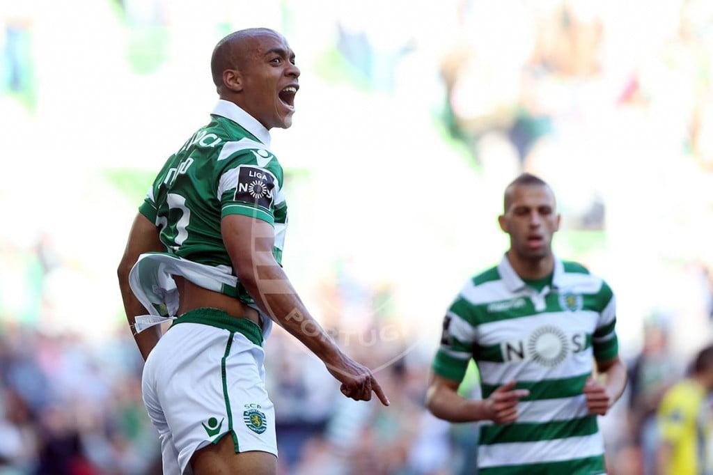Dois dos jogadores que serão difíceis de segurar mas que nenhum sportinguista quer ver sair Fonte: Sporting CP