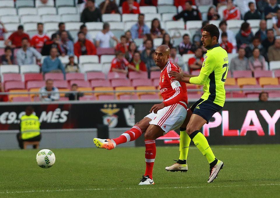 É preciso suar e sofrer para ultrapassar os nossos obstáculos Fonte: SL Benfica