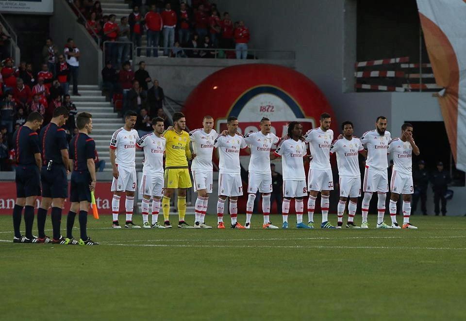 se há coisa que caracteriza este grupo é a união Fonte: SL Benfica