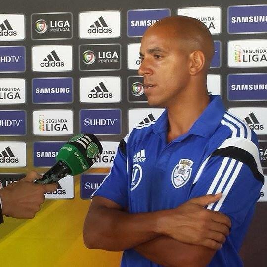 Pepa enquanto treinador do Feirense