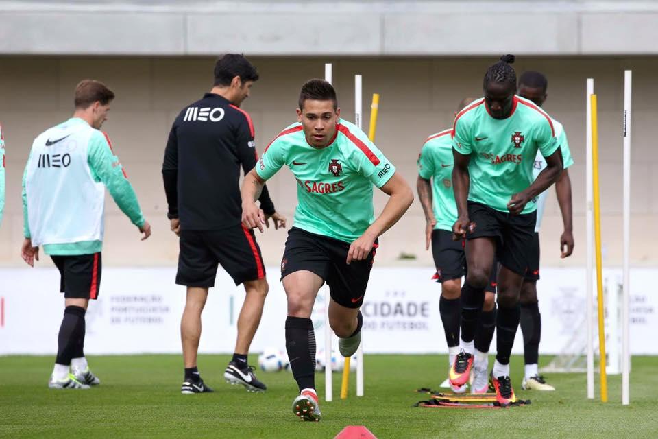 Raphaël Guerreiro marcou um grande golo Fonte: Raphaël Guerreiro