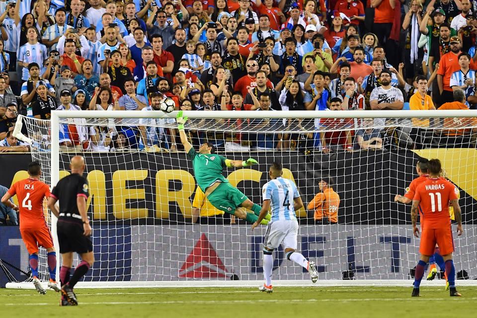 Fonte: Copa América