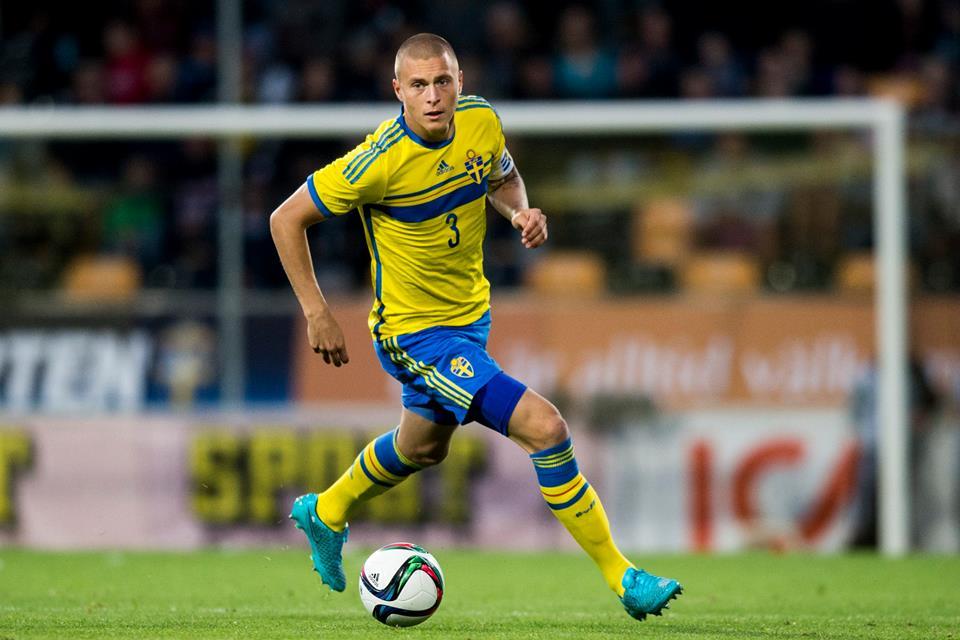 Lindelof irá ter papel fulcral na defesa sueca Fonte: Svenska Fotbollslandslagen