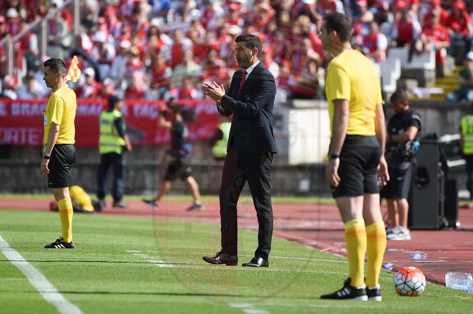 A porta está sempre aberta para Paulo Fonseca Fonte: SC Braga
