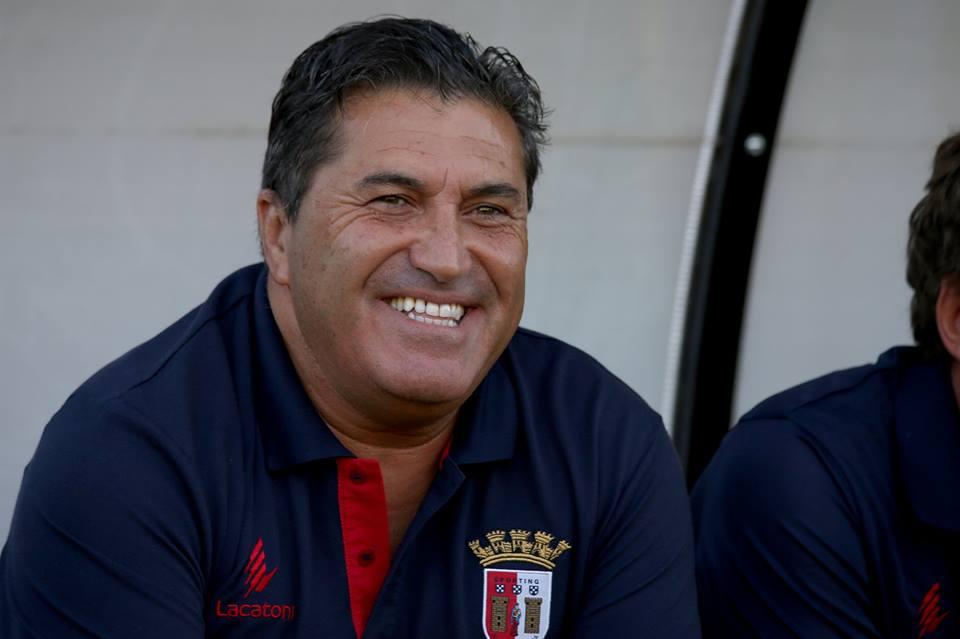 José Peseiro ainda está a colocar as suas ideias Fonte: SC Braga