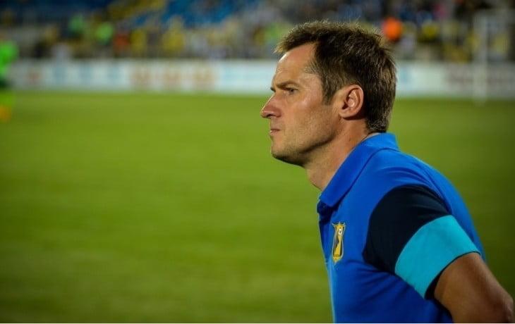 "Dmitri Kirichenko, o ""herdeiro acidental"" de Kurban Berdyev Fonte: Sovsport"