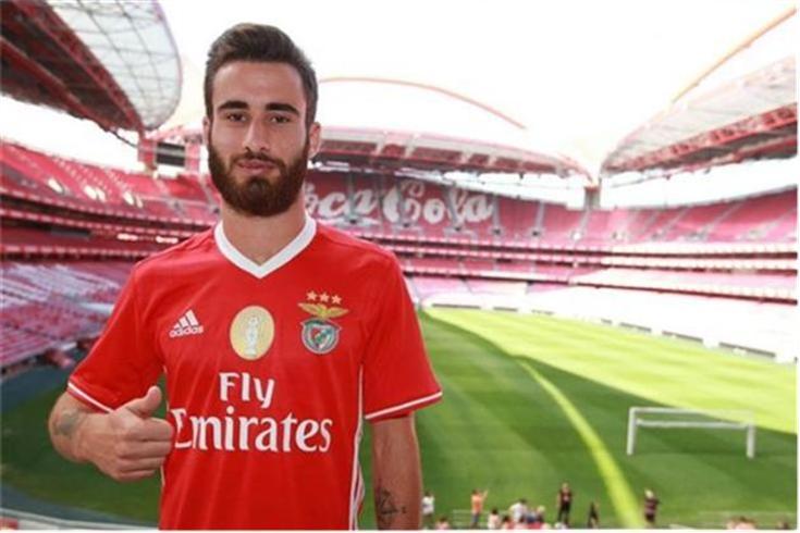 Rafa foi uma agradável surpresa no 11 Fonte: SL Benfica