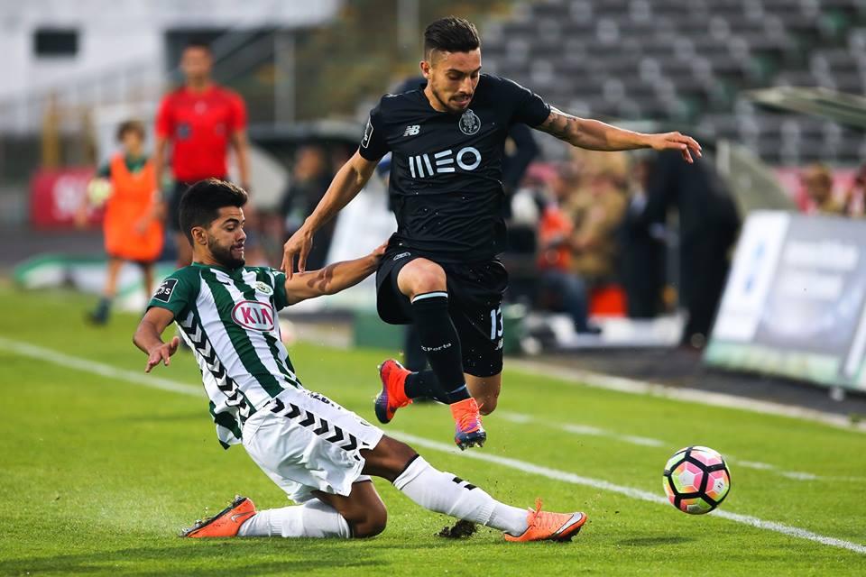 Alex Telles chegou ao Dragão nesta época Fonte: FC Porto