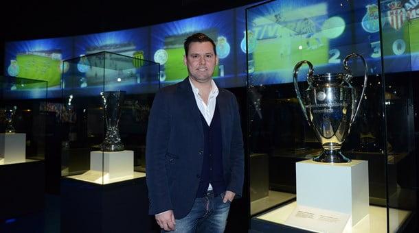 Maniche foi campeão europeu pelo FC Porto Fonte: FC Porto