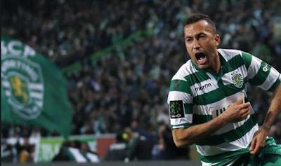 Jefferson a festejar o seu último golo, e logo contra o SL Benfica. Já foi há quase dois anos. Fonte: http://bancadadeleao.blogspot.pt
